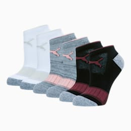 Women's Low Cut Socks [6 Pack]